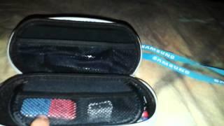 Comment faire une trousse avec sa pochette de PSP
