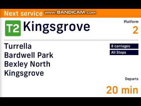 DVA #73: Wolli Creek - Kingsgrove