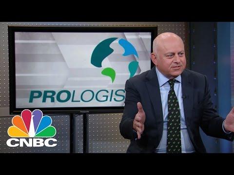 Prologis CEO: Strength