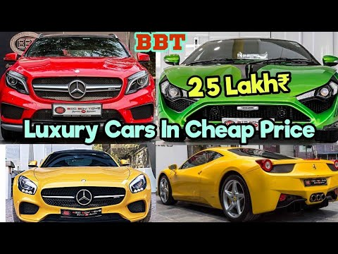Buy Second Hand Luxury Cars In Best Price Big Boy Toys Car