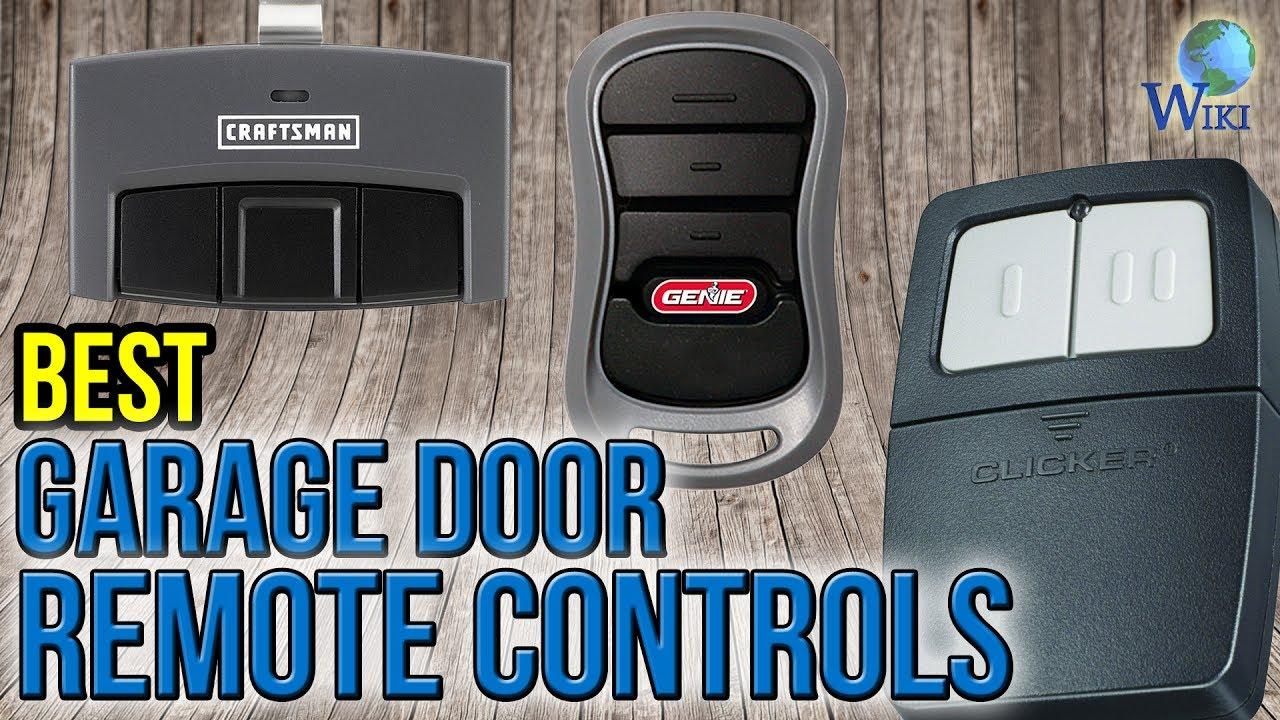 best garage door6 Best Garage Door Remote Controls 2017  YouTube