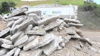 Aprovechamiento Residuos de Construcción y Demolición RCD Emas Pasto
