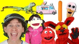 Letter I | Today's Letter Song with Matt and Friends | Preschool, Kindergarten, Learn English