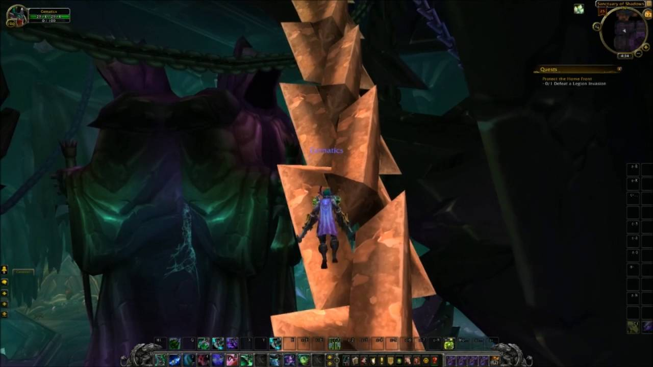Demon Hunters Skip Bosses In Black Temple For Illidan Warglaives