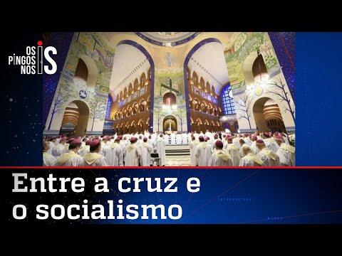 Bispos esquerdistas se unem contra Bolsonaro - YouTube