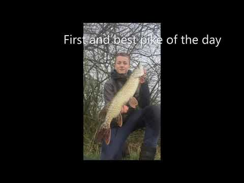 PIKE FISHING On The Shropshire Union Canal Part 2