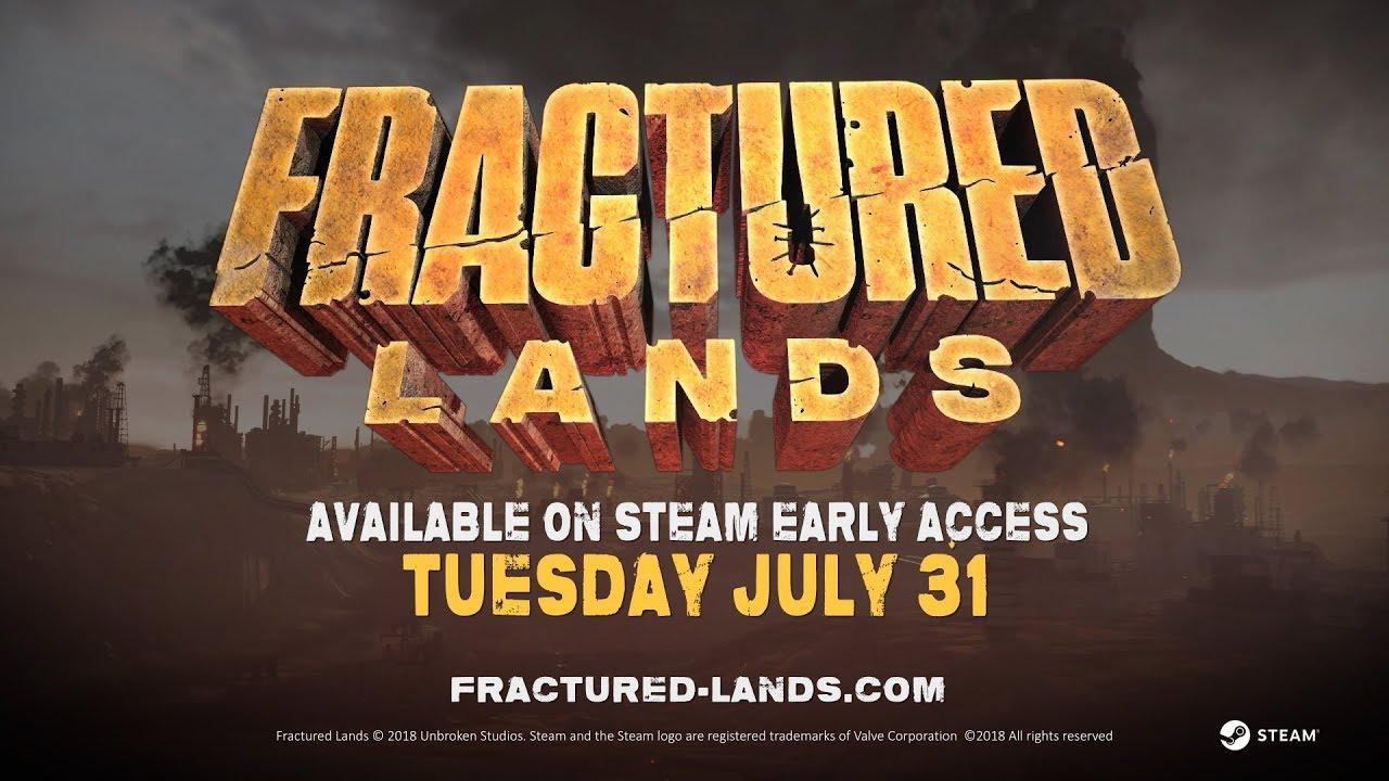 Халява: в Steam можно бесплатно играть в Fractured Lands — экшен в стиле «Безумного Макса»