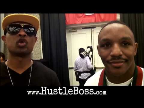 Kevin Cunningham and Devon Alexander talk Mayweather-Canelo and being on stage with Amir Khane