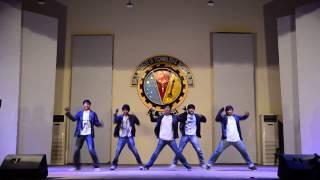 Andhra Pradesh Boys Dance--Founder's Day 2013,BITS-Pilani.avi