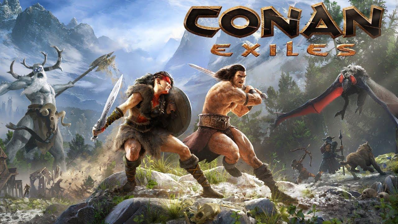 Conan Exiles - Official 2019 Trailer