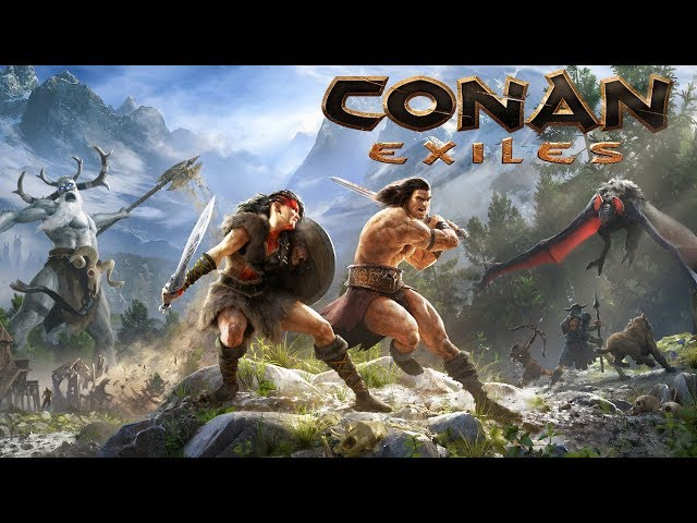 is conan exiles free to play