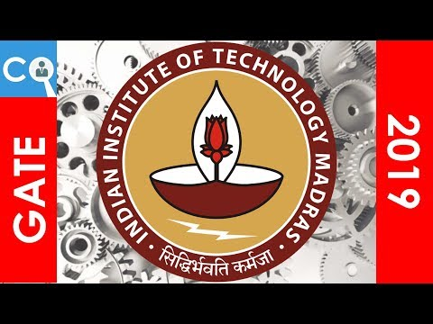 GATE 2019 | IIT Madras | Important Topics for Mechanical Engineering
