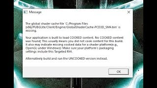 Download How To Fix Globalshadercache Pcd3d Sm4 Bin Is