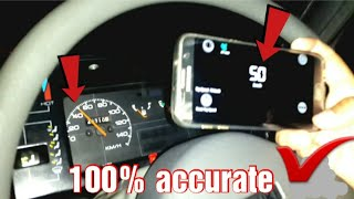 GPS Speedometer 100% accurate with prove | In Mobile | RoadAndTrackReviews screenshot 5