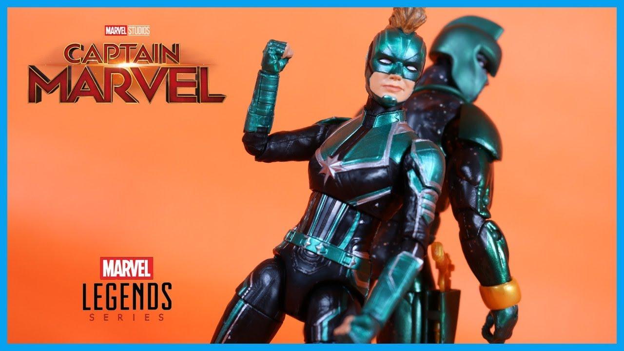 marvel legends target exclusive mcu starforce captain marvel action