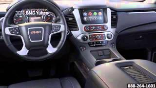 2016 GMC Yukon Interior West Point Buick GMC Houston and Katy TX