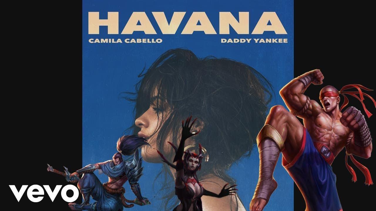 Camila Cabello Havana Ft Young Thug League Of Music