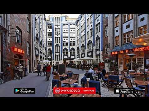 Hackesche Höfe – Presentation – Berlin – Audio guide – MyWoWo Travel App