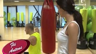 Fitness cu Alexandra @ Material Fii Antena