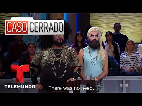 Caso Cerrado | Drag Queens Booted From Beauty Pageant 👠| Telemundo English