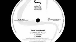 "Soul Purpose ""Key Issues Vol 2"" - Homage"