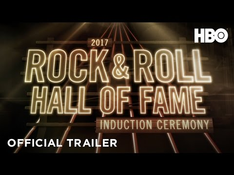 Rock and Roll Hall of Fame Induction Ceremony 2017:   HBO