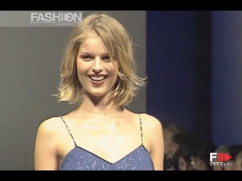 MARIELLA BURANI Spring Summer 1998 Milan - Fashion Channel