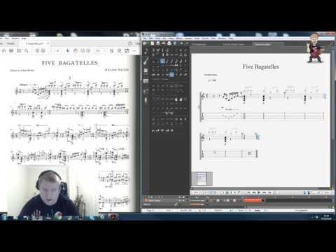 Vote No on : MIDI Guitar tabs in Sibelius Starr Labs Clipper
