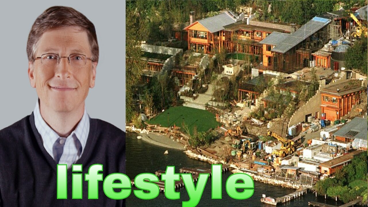 bill gates biography net worth islands houses cars lifestyle and donations how rich is bill. Black Bedroom Furniture Sets. Home Design Ideas