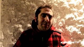 Estuvimos con Gerardo Elgueta (Alectrofobia) y Angelo Pierattini / alavenaCL