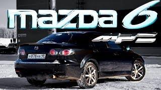 mazda6 MPS: Японское Quattro 260 сил / Тест-Драйв и Обзор