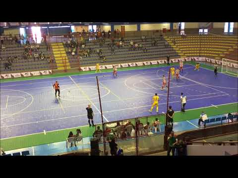 JASC: Blumenau Futsal 5x2 Curitibanos