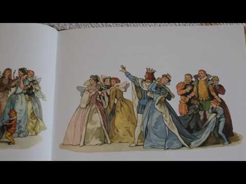 Шарль Перро. Сказки с иллюстрациями Б. А. Дехтерёва