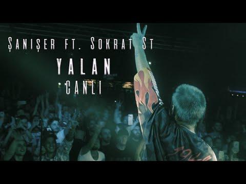 Şanışer & Sokrat St - Yalan (Live) IF PERFORMANCE HALL - Beşiktaş