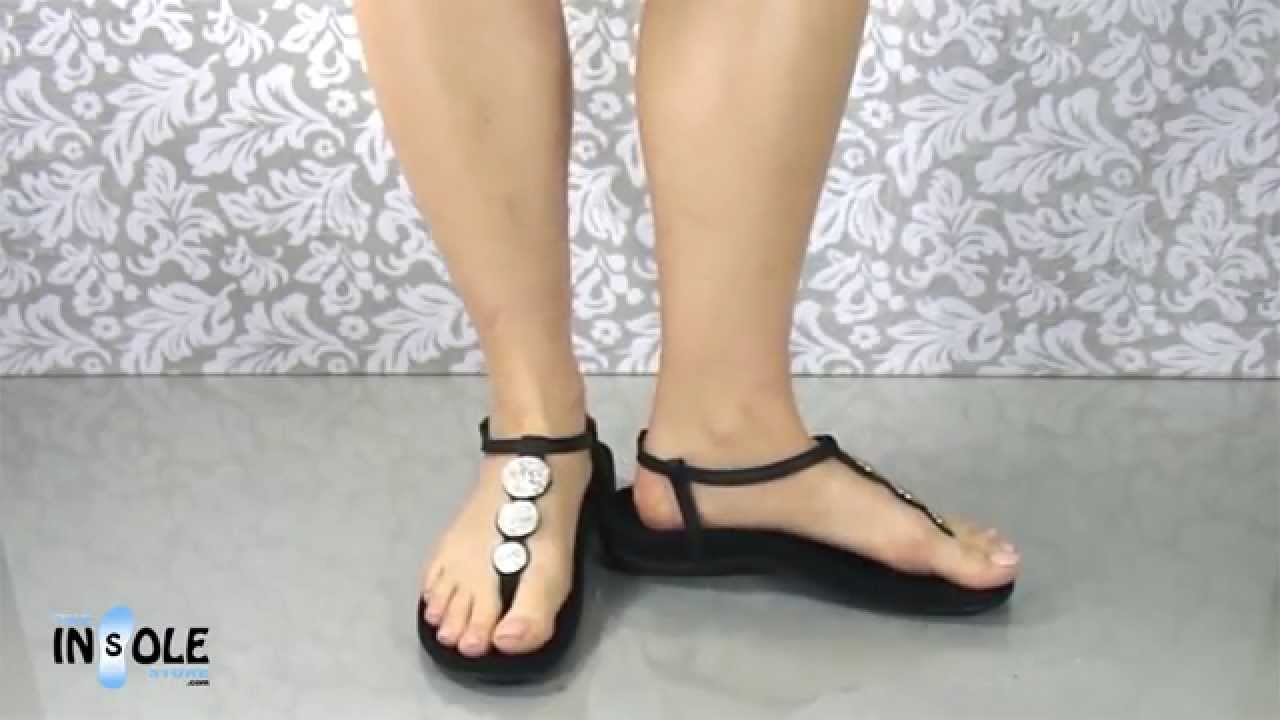 17473bb59 Vionic Orthaheel Lizbeth Black Orthotic Sandals  TheInsoleStore.com ...