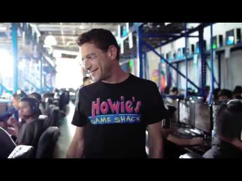 AT&T Real Stories: Howie's Game Shack