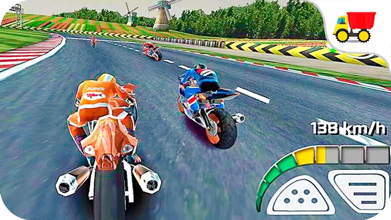 Bike Racing Games Real Bike Racing 2 Gameplay Android