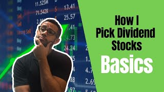 How To Find Winner Dividend Stocks | Dividend Growth Investing | The Basics