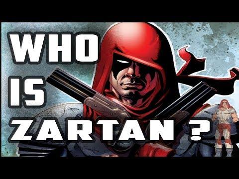 History And Origin Of GI Joe's Zartan!