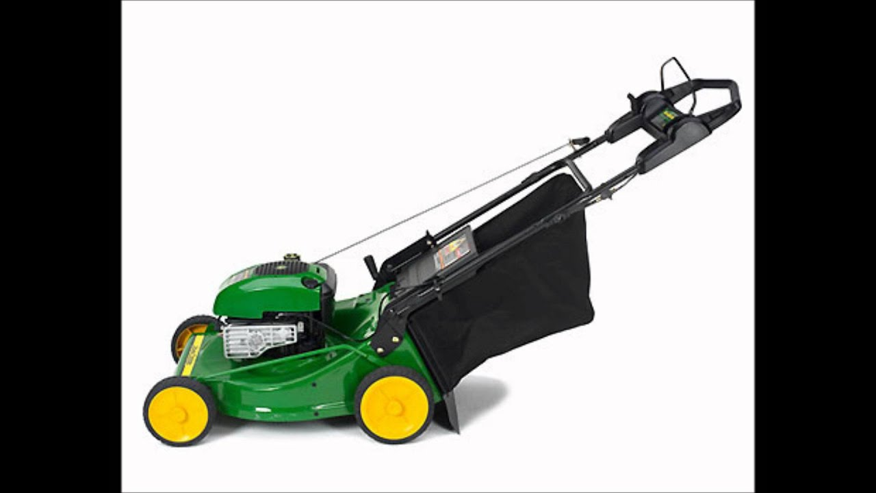 John Deere Push Mower More