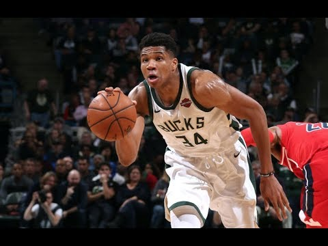 Giannis Antetokounmpo 23 points vs. Wizards [Full Highlights] | 11.20.17