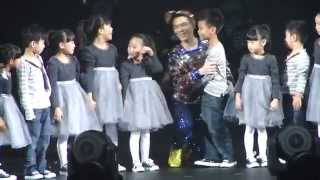 20141123 TRIPLE JAM 蕭敬騰世界巡迴演唱會台北站─LOVE+阿飛的小蝴蝶