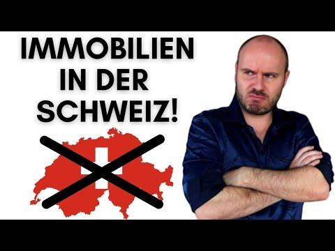 Warum Ich In Der Schweiz Keine Wohnung Kaufe 🌍 – Erfahrung Zu Immobilien Investments In Der Schweiz