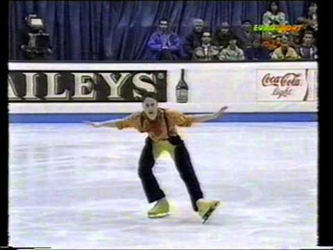 Michael Tyllesen DEN - 1994 World Championships SP