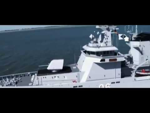 Luerssen's OPV80 for Project Sea 1180
