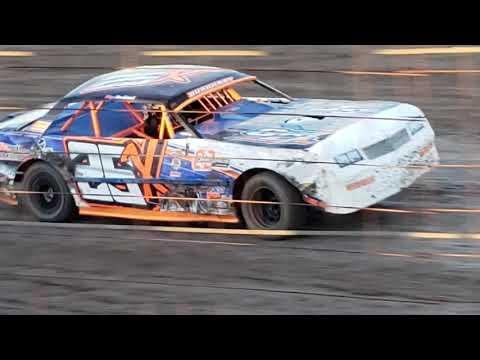 Stock car heat #2 Salina Speedway 7.12