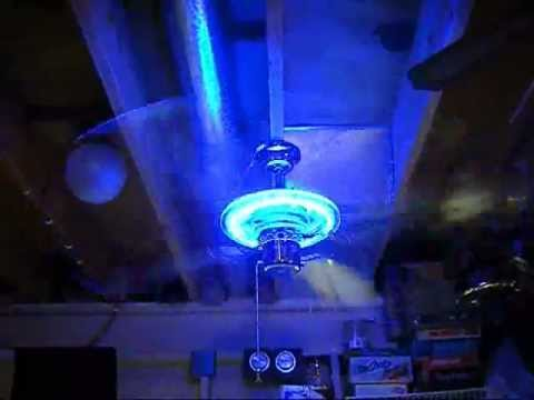 Design House Neon Ceiling Fan