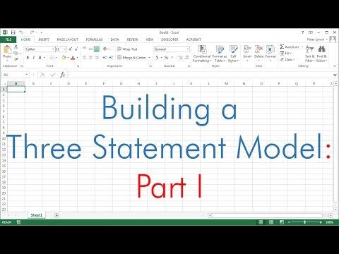 3 financial statements
