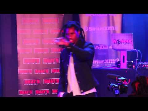 Denzel Curry Performs Live on Sway's 2017 SXSW Show