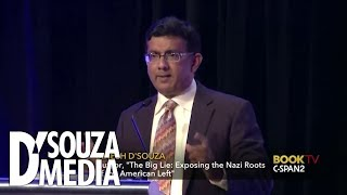 Dinesh D'Souza mops the floor with Saul Alinsky's son in C-SPAN debate